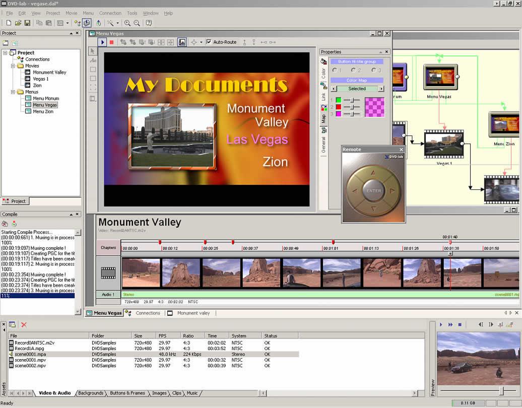 DVD-lab PRO version 2.0 crack