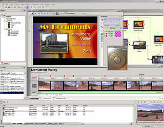 DVD-lab Authoring software