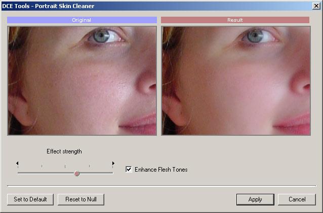 مجموعة فلاتر فوتوشوب DCE TOOLS لتحسين لتنقية و تحسين الصور